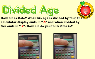 Decimals Lesson Starters and Online Activities